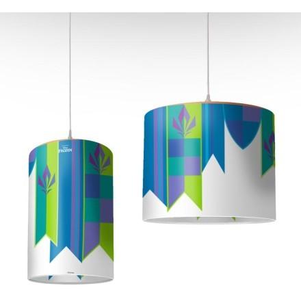 Frozen Colorful Design