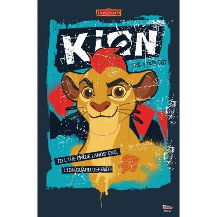 Kion, Lion Guard