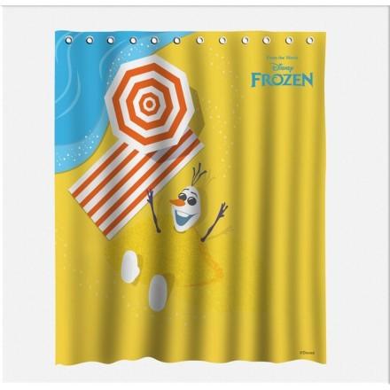 Ο Όλαφ κάνει ηλιοθεραπέια, Frozen