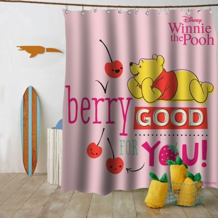 Berry good for you, Winnie the Pooh