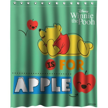 Is for apple, Winnie the Pooh