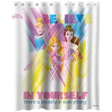 Believe in yourself, Princess