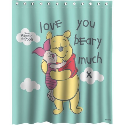 Love you beary much X, Winnie the Pooh