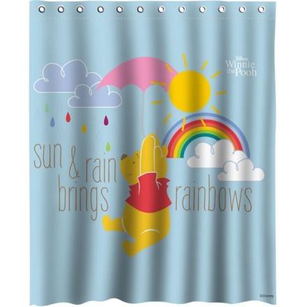 Sun & rain brings rainbows, Winnie the Pooh