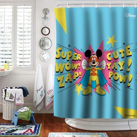 Mickey super hero