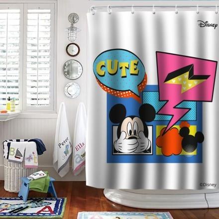 Χαριτωμένος Mickey κόμιξ