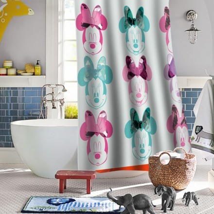 Minnie's heads pattern