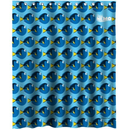 Μπλε μοτίβο από τη Ντόρυ