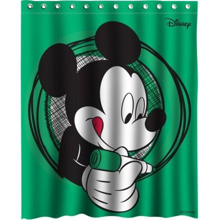 Ο Mickey Mouse ζωγραφίζει