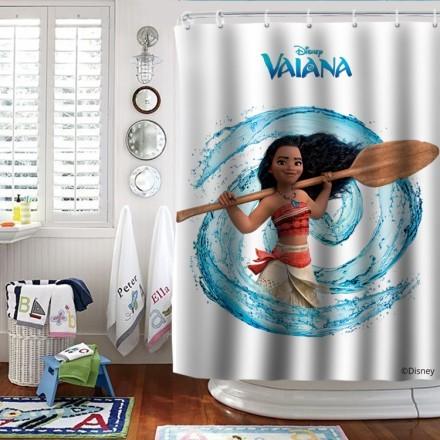 Vaiana in waves, Vaiana