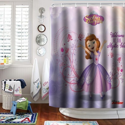 Welcome to the Mystic Isles, Sofia the first!