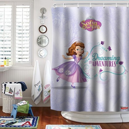 Dreaming of adventures, Sofia the Fisrt