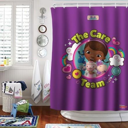 The care team, Doc Mc Stuffins..!