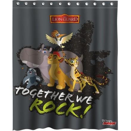 Together we rock , Lion Guard