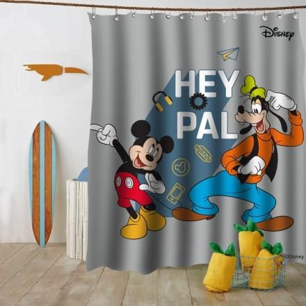 Hey Pal, Mickey and Goofy