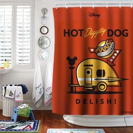 Kαντίνα hot dog του mickey