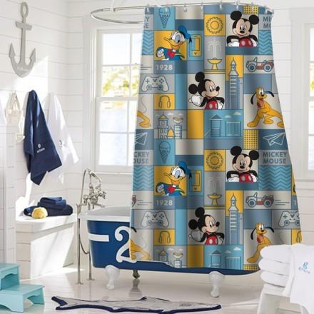 Μοτίβο με τον Mickey και τον Donald