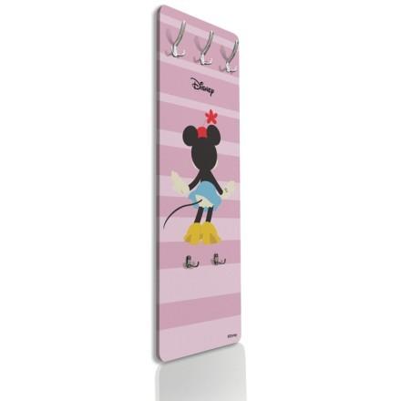 Η πλάτη της Minnie Mouse