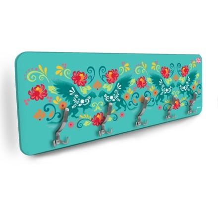 Μοτίβο με λουλούδια, Έλενα του Άβαλορ