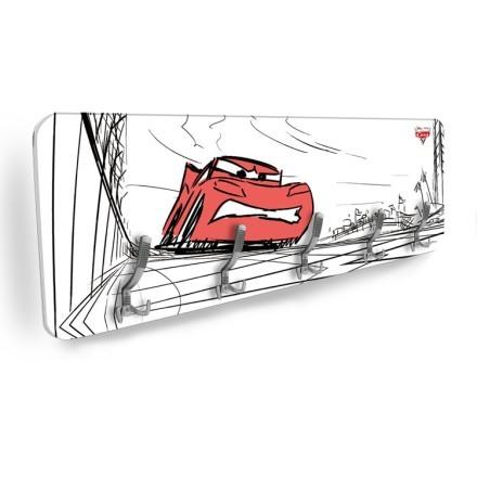 Mcqueen sketch, Cars