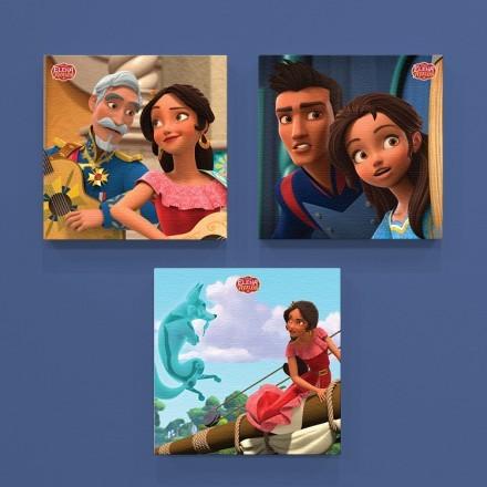 Elena, Gabe and Francisco!!