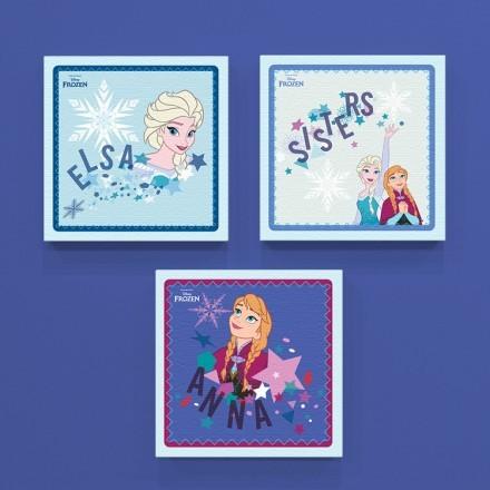 Οι αδερφές Άννα και Έλσα, Frozen!
