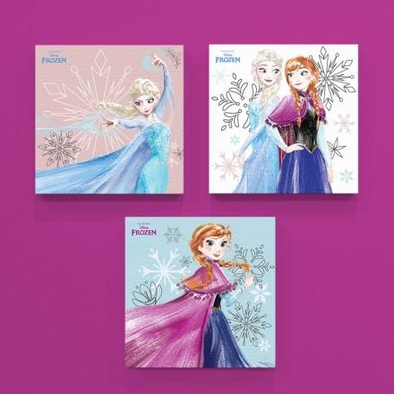 Όμορφες Έλσα και Άννα, Frozen!