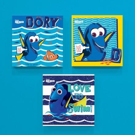 Η Ντόρυ λατρεύει το κολύμπι!
