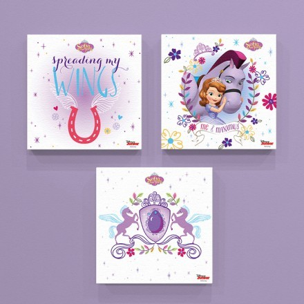 Spreading my wings, Sofia the First