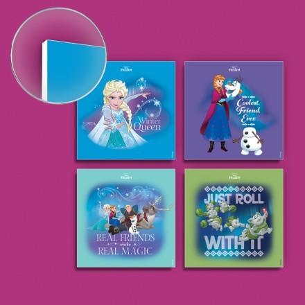 Χαρακτήρες του Frozen!