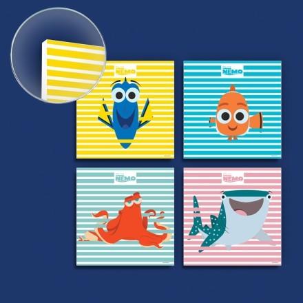 Nemo and his Friends!