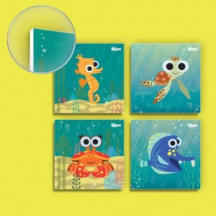 Sea Creatures, Finding Nemo