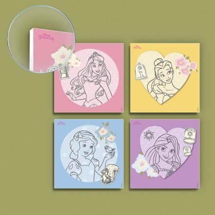 Princesses 4-Color