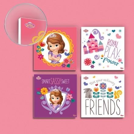 Smart. Sassy. Sweet... Sofia the First!