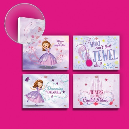 Princess of the Crystal Palace! Sofia the First