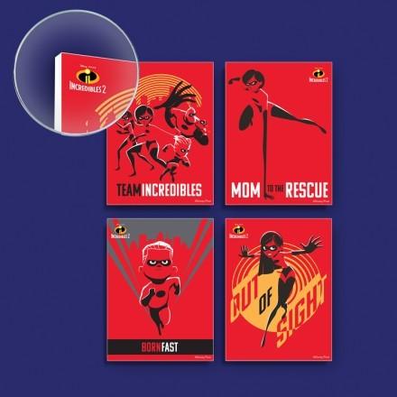 Team Incredibles...!