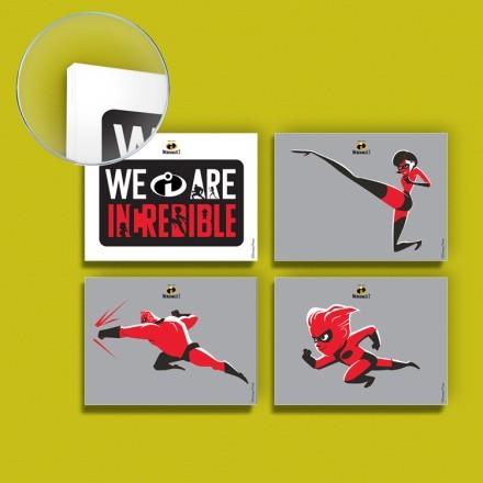 We Are Incredibe...! Οι Απίθανοι