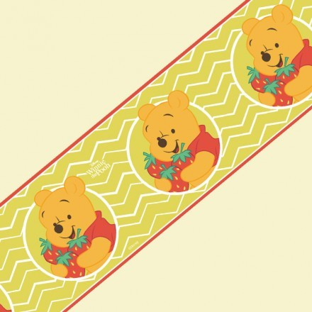 Winnie the Pooh cute!