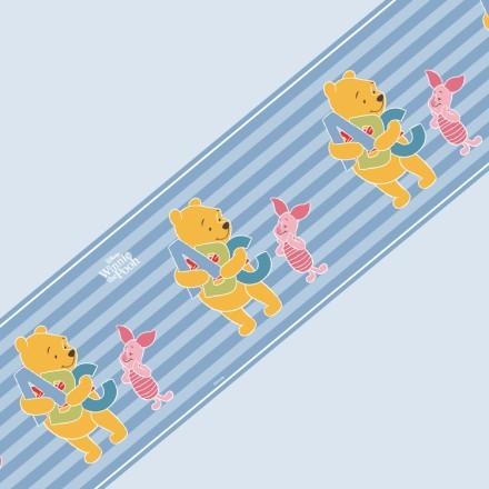 ABC, Winnie the Pooh & Pigglet