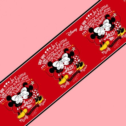 Je t'aime, Mickey and Minnie!