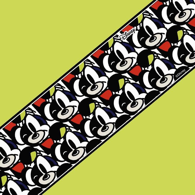Πολύχρωμο αφηρημένο μοτίβο, Mickey Mouse!