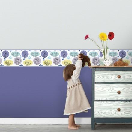 Η Έλσα και η Άννα σε μοβ μοτίβο!