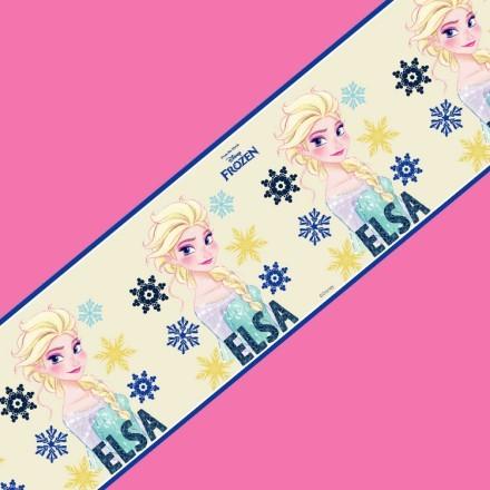 Η Έλσα σε κίτρινο μοτίβο, Frozen