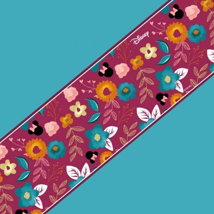 Floral pattern, Minnie Mouse!