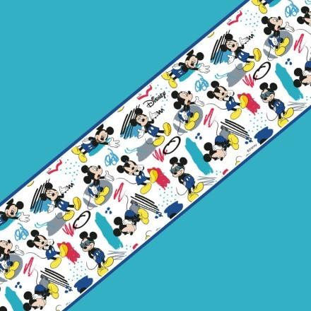 Ο Mickey Mouse και τα χρώματα ζωραφικής!
