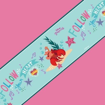 Follow your heart, Princess Ariel!