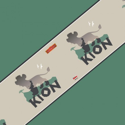 Kion, Lion Guard!