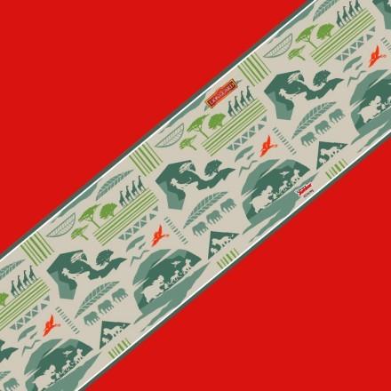 Πράσινο μοτίβο, Lion Guard