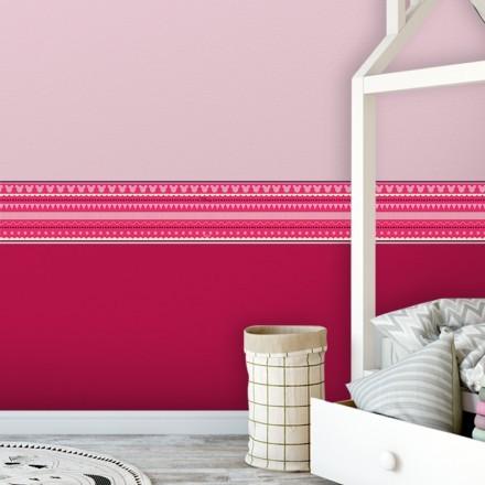 Ροζ μοτίβο της Minnie Mouse!