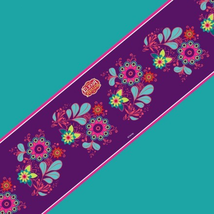 Μοτίβο με λουλούδια, Elena of Avalor